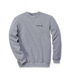 Bluza Carhartt Graphic Pullover Heather Grey