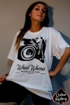 WHEEL-WHORES - Tshirt REINVENTING THE WHEEL