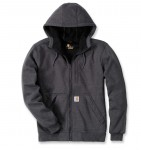 Bluza Carhartt Wind Fighter™ Sweatshirt Szary grafit