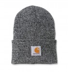 Czapka Carhartt Acrylic Watch Hat Beanie Black/White