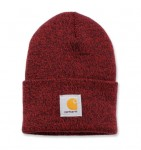 Czapka Carhartt Acrylic Watch Hat Beanie Red Navy