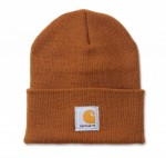 Carhartt - Czapka Beanie Acrylic Watch Hat CARHARTT BROWN BRN