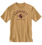 Koszulka Carhartt Graphic Short Sleeve T-Shirt Yellowstone