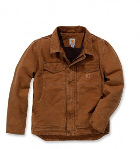 Kurtka Carhartt Berwick Jacket Brown