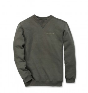Bluza Carhartt Graphic Pullover Moss Green