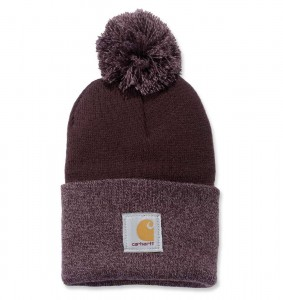 Czapka Carhartt Lookout Hat Deep Wine