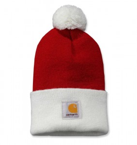 Czapka Carhartt Lookout Hat Red
