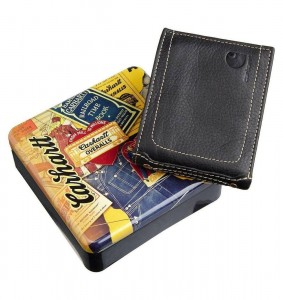 Portfel Carhartt Pass Case Wallet Black