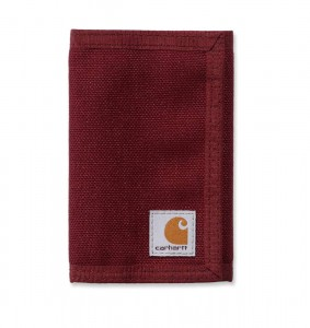 Portfel Carhartt Extremes Trifold Wallet Wine