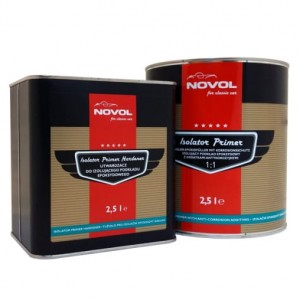 NOVOL for Classic Car - Isolator Primer 2,5L 1:1