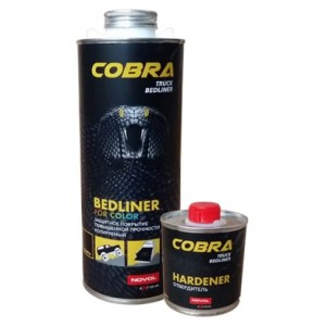 NOVOL Extreme - Cobra Truck Bedliner For Color