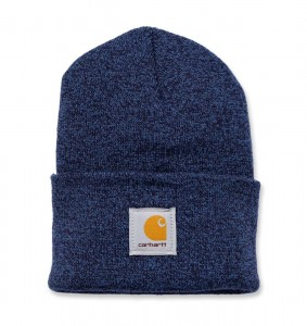 Czapka Carhartt Acrylic Watch Hat Beanie Dark Navy