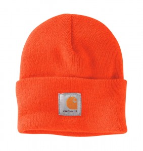 Czapka Carhartt Acrylic Watch Hat Beanie Bright Orange
