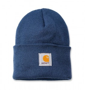 Czapka Carhartt Acrylic Watch Hat Beanie Dark Blue