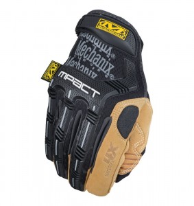 Rękawice Mechanix Material4X® M-Pact® Black