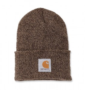 Czapka Carhartt Acrylic Watch Hat Beanie DarkBrown