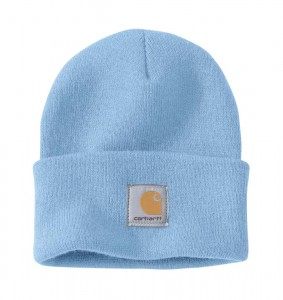 Czapka Carhartt Acrylic Watch Hat Beanie Light Blue