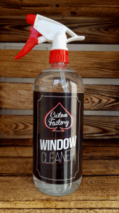 CUSTOM FACTORY - WINDOW CLEANER 1L